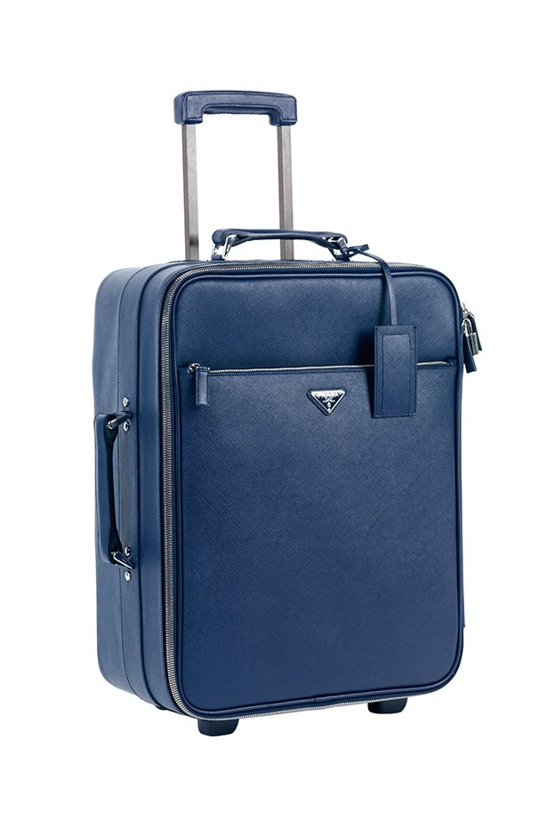 Luggage, Prada, $4400, Prada (02) 9223 1688