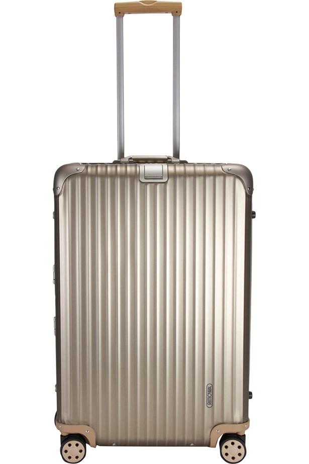 "<a href=""http://www.barneys.com/rimowa-topas-titanium-29%22-multiwheel%C2%AE-suitcase-500514646.html#start=31"">Luggage</a>, $1,500, Rimowa, Barneys.com"