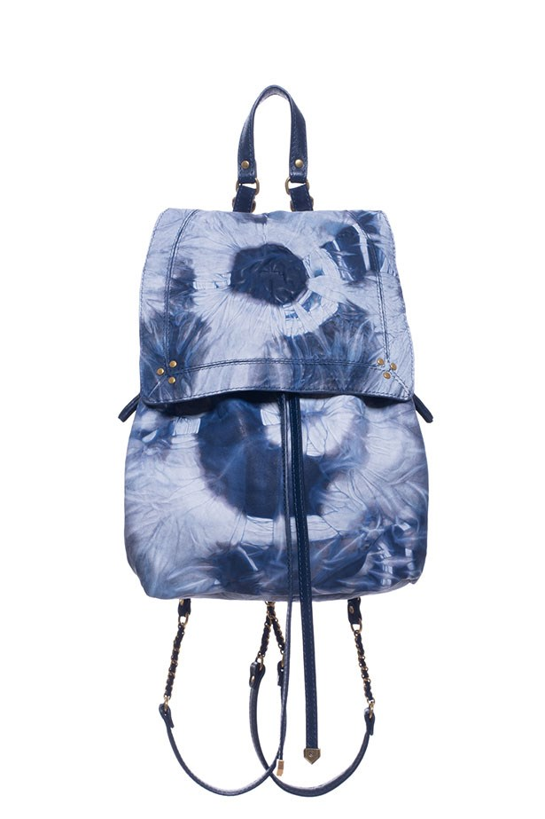 Backpack $1,035, Jérôme Dreyfuss, jerome-dreyfuss.com