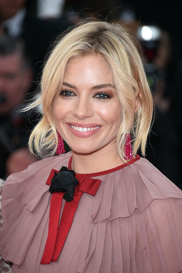 Sienna Miller speaks out about feminism at Cannes