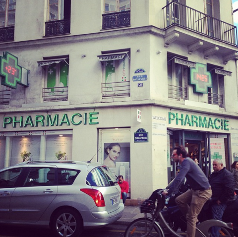 "<strong>BEST BEAUTY HAUL: CITYPHARMA DU FOUR BONAPARTE</strong> <BR> This discount pharmacy is your best bet for French beauty products. ""It's 20 to 30 percent cheaper than anywhere in Paris,"" Kruger says. ""It's not a secret anymore, so you have to be prepared to stand in a line outside. But it's worth it."""