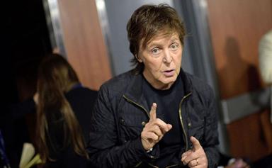 Paul McCartney was almost on 'Friends'