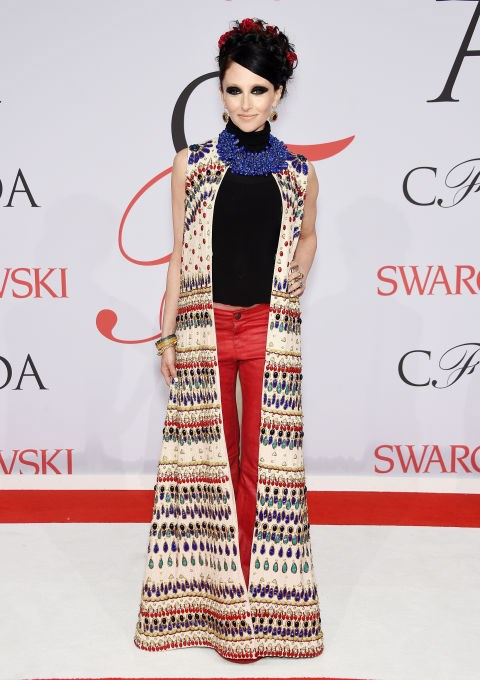 <strong>STACEY BENDET</strong> <BR> in Alice and Olivia