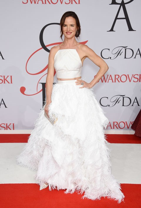 <strong>JULIETTE LEWIS</strong> <BR> in Christian Siriano