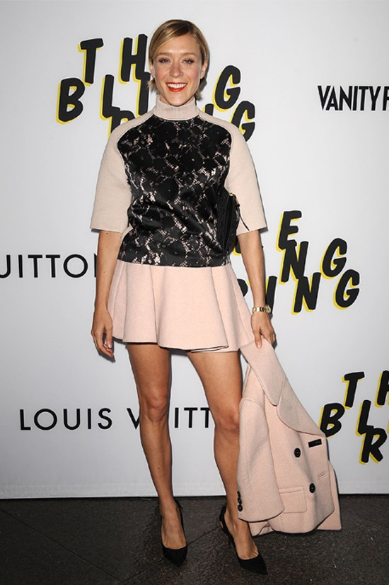 <strong>Chloë Sevigny</strong> at the Los Angeles Premiere of 'The Bling Ring', June 2013