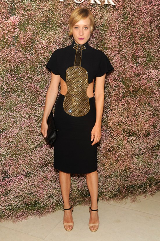 <strong>Chloë Sevigny</strong> at Barneys and Clare Waight Keller celebrate 60 Years of Chloe event, March 2013