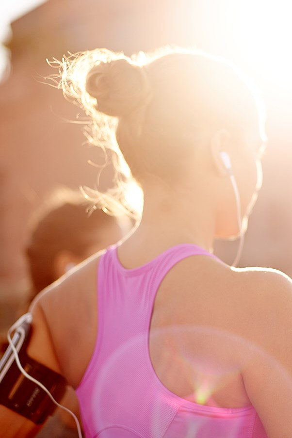 Exercise improves sex life