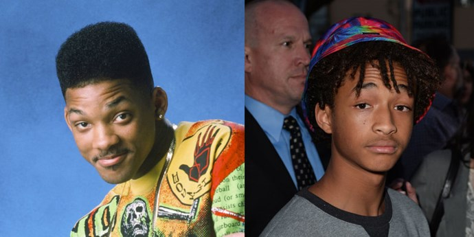 **Will Smith and Jaden Smith**