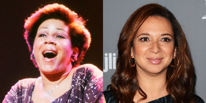 **Minnie Riperton and Maya Rudolph**