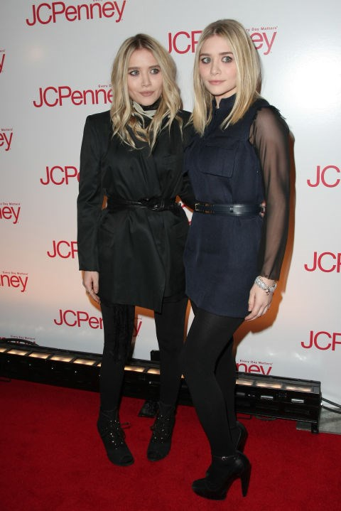 MARCH 2, 2010 At the JC Penney Discover Spring Style event.