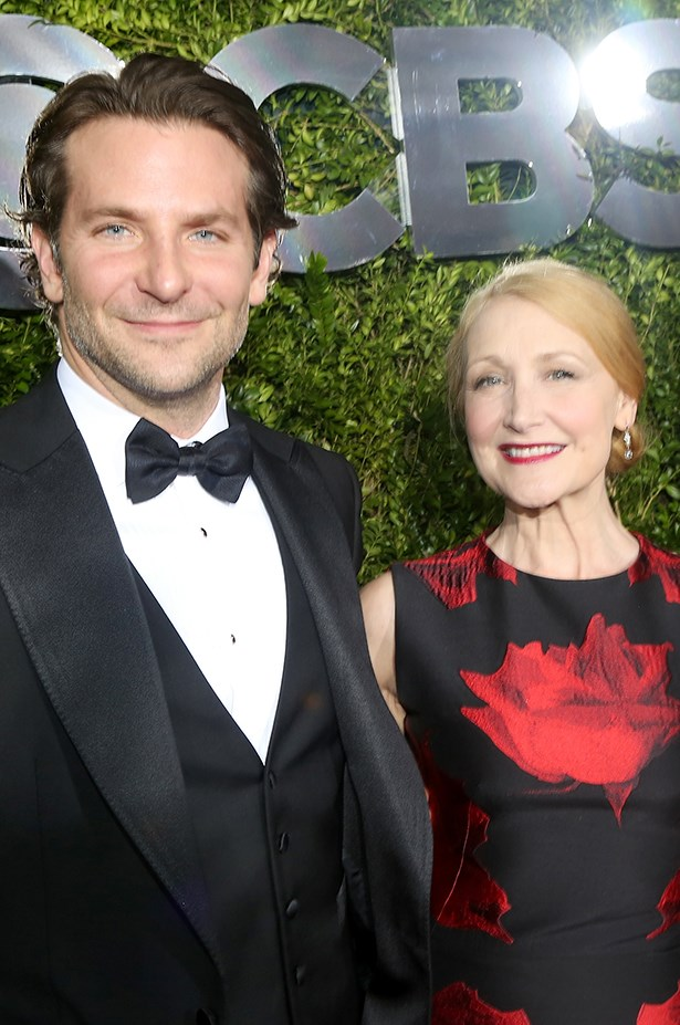 Bradley Cooper and Patricia Clarkson.