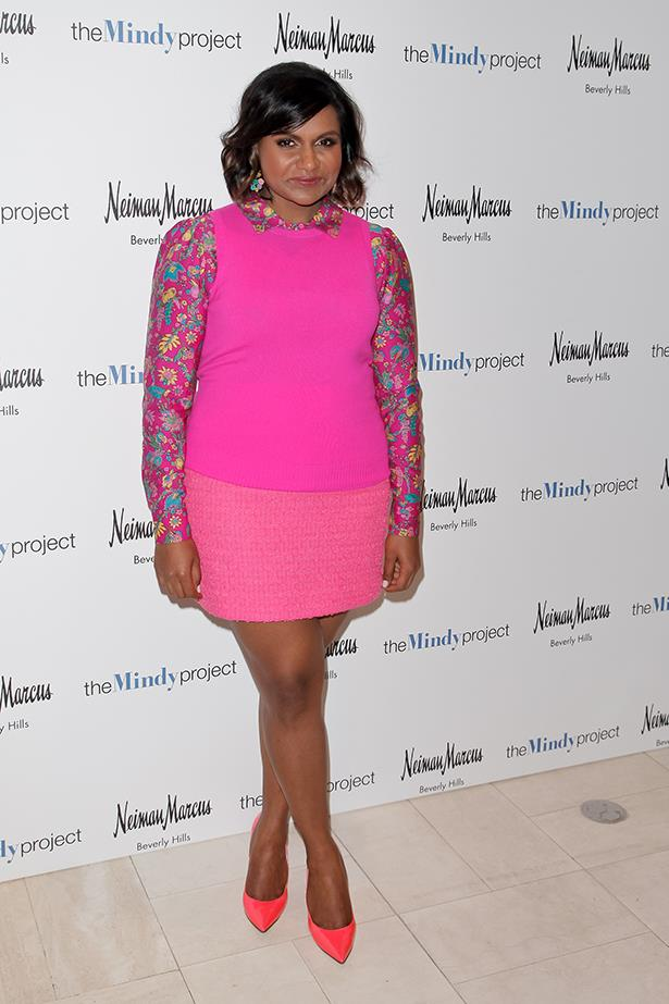 """In a wide-ranging chat with Rookie Magazine, Mindy Kaling had this to say about how women get treated differently to men. """"More than half the questions I am asked are about the politics of the way I look. What it feels like to be not skinny/dark-skinned/a minority/not conventionally pretty/female/etc. It's not very interesting to me, but I know it's interesting to people reading an interview. Sometimes I get jealous of white male showrunners when 90 percent of their questions are about characters, story structure, creative inspiration, or, hell, even the business of getting a show on the air. Because as a result the interview of me reads like I'm interested only in talking about my outward appearance and the politics of being a minority and how I fit into Hollywood, blah blah blah. I want to shout, 'Those were the only questions they asked!'"""""""