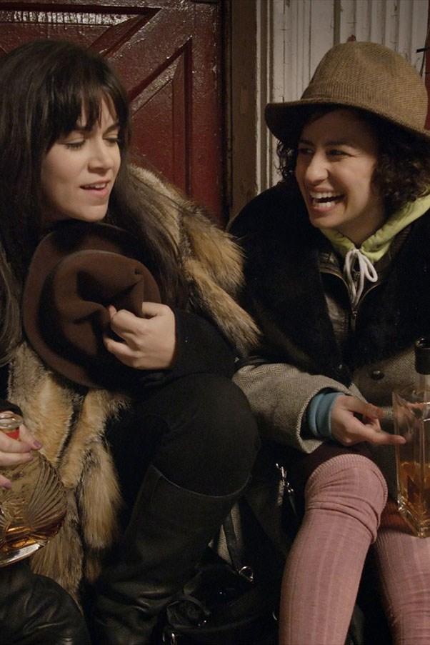 Female friendship in pop culture