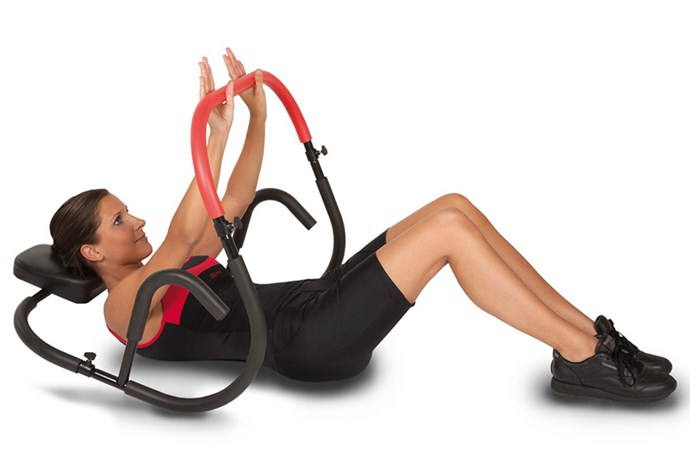 <strong>2004:</strong> The ab roller<br><br> Image: Hammer Fitness