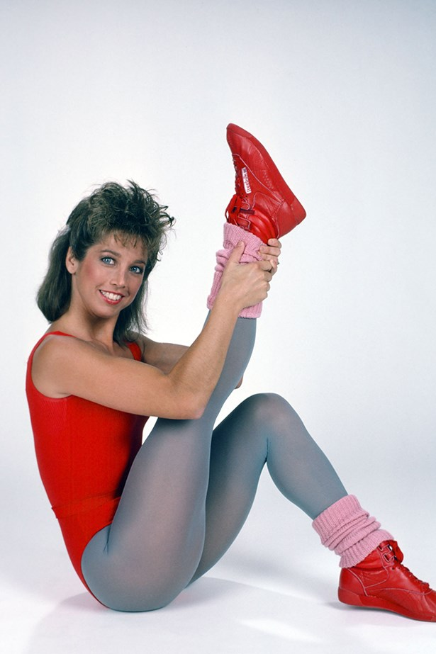<strong>1985:</strong> Fitness leotards<br><br> Image: Getty