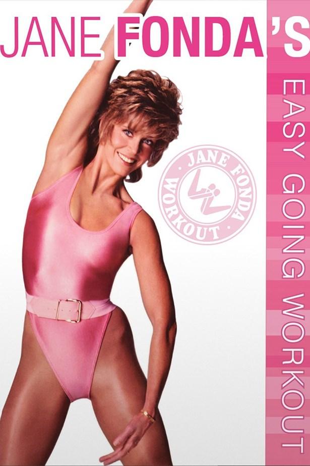 <strong>1980:</strong> Jane Fonda aerobics videos