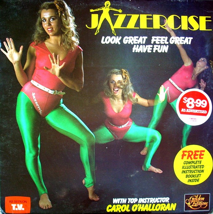 <strong>1980: </strong> Jazzercise
