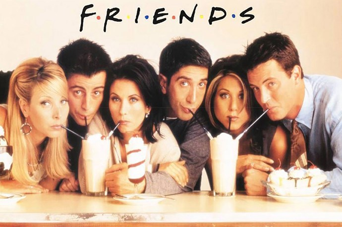 All the friends from <em>Friends</em> <BR> <strong>Why they work:</strong> everyone has their own shenanigans to bring to the table (and milkshakes) <BR> <strong>Friendship life lesson:</strong> laughter is the best medicine