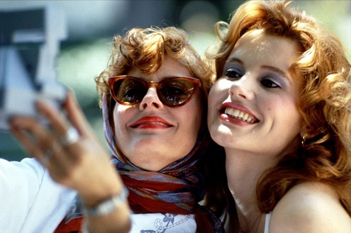<strong>Thelma and Louise</strong> <BR> <strong>Why they work:</strong> both are as bad-ass as the other, so they're the perfect pair <BR> <strong>Friendship life lesson:</strong> girl power is the best power