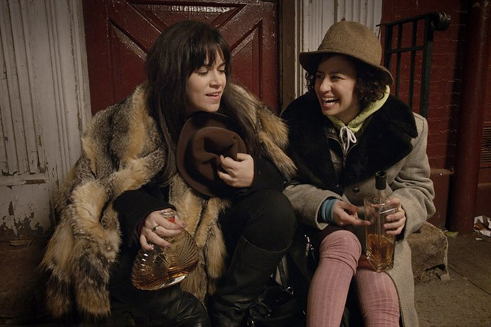 <strong>Abbi and Ilana</strong> from <em>Broad City</em> <BR> <strong>Why they work:</strong> sometimes you just need to ramble about nothing for hours, and love each other unconditionally and almost to the point of it being a little, well, much <BR> <strong>Friendship life lesson:</strong> no problem is too small to talk about with your best friend