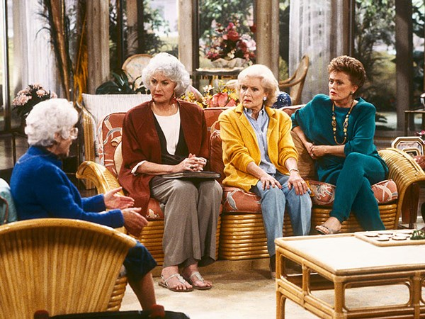 <strong>The Golden Girls</strong> <BR> <strong>Why they work:</strong> any girl gang with Betty White is guaranteed to work. But seriously, their unapologetic sass and brutal honesty keeps them young and full of life <BR> <strong>Friendship life lesson:</strong> don't forget to thank your friends for being there for you