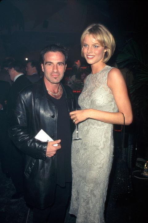 TICO TORRES AND EVA HERZIGOVA (1996-1998) The Bon Jovi drummer and Czech-born Herzigova married in New Jersey (of course) before calling it quits a couple of years later.