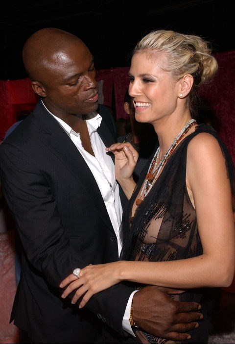 SEAL AND HEIDI KLUM (2004-2012) The pair married in 2005, had three children together, and famously renewed their vows every year before separating in 2012.