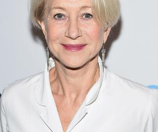 Helen Mirren calls out ageism in Hollywood like the Queen she is