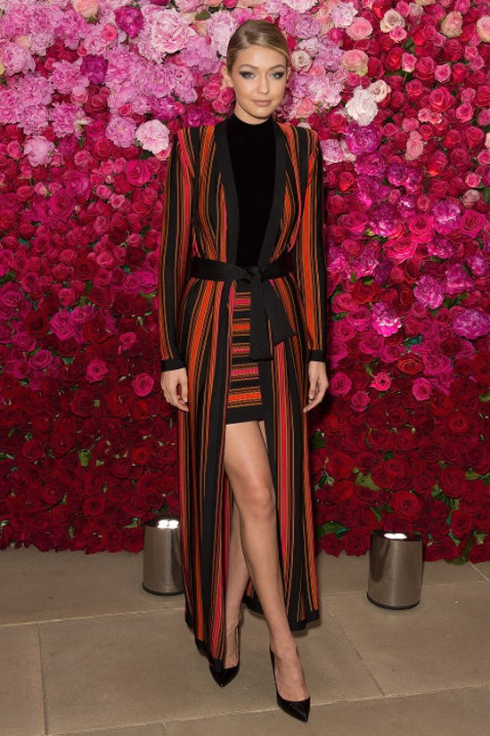 <strong>MAY 14, 2015</strong> <BR> At Maybelline New York's 100 Year Anniversary celebration.