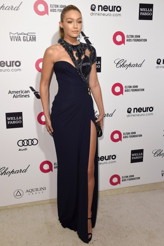 <strong>FEBRUARY 22, 2015</strong> <BR> At the Elton John AIDS Foundation Academy Awards Viewing Party
