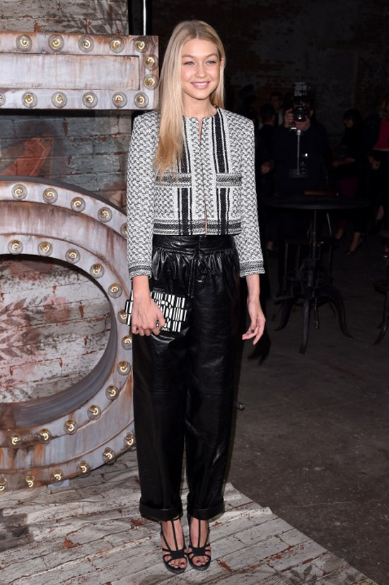 <strong>OCTOBER 13, 2014</strong> <BR> At the CHANEL Dinner Celebrating N°5 the Film by Baz Luhrmann in New York