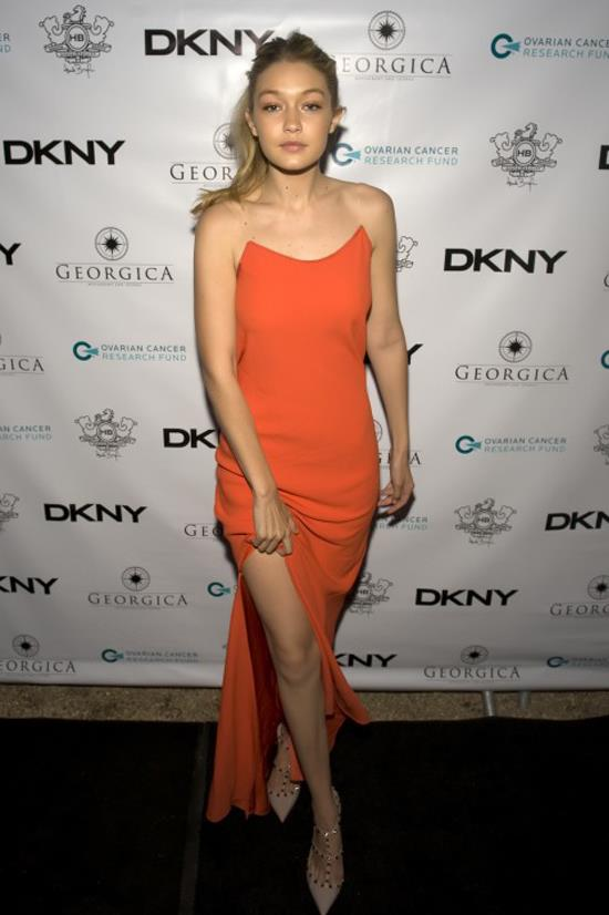 <strong>MAY 25, 2014</strong> <BR> At the Ovarian Cancer Research Fund Memorial Day Weekend Dinner And Cocktail Party Benefit held at Georgica Restaurant in New York