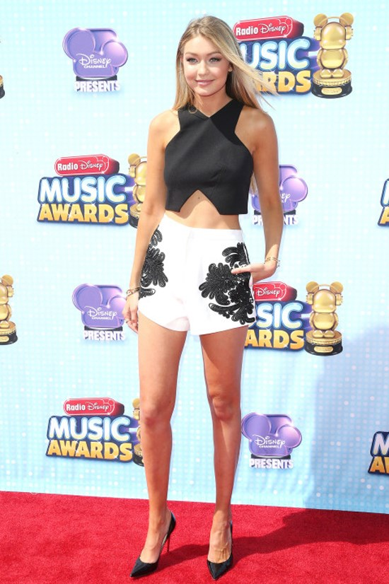 <strong>APRIL 26, 2014</strong> <BR> At the Radio Disney Music Awards in Los Angeles