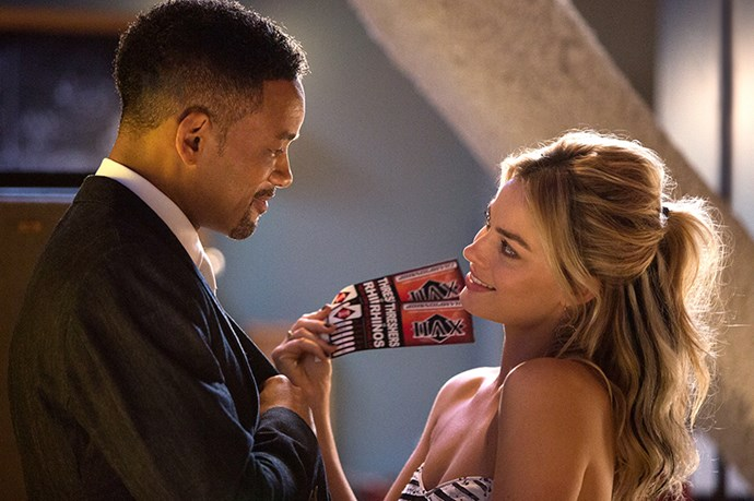 <strong><em>Focus</em></strong><br> <strong>People:</strong> Margot Robbie (24) and Will Smith (46)<br> <strong>Age gap: </strong>22 years