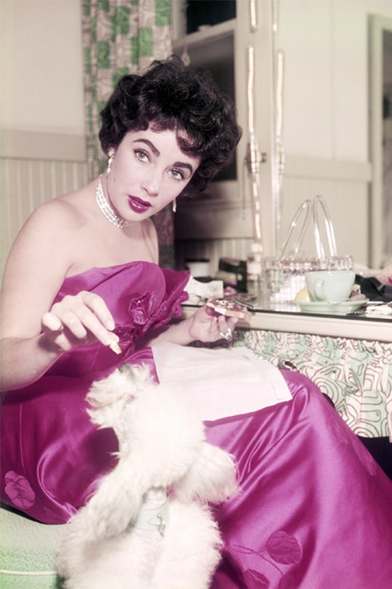 """<strong>ELIZABETH TAYLOR</strong> <BR> <BR> Rebecca Harrington, author of <em>""""I'll have what she's having: my adventures in celebrity dieting""""</em>, tested Elizabeth Taylor's diet, which consisted of scrambled eggs, bacon and a mimosa for breakfast, French bread with peanut butter for lunch and fried chicken, peas, gravy, mashed potato, corn bread and a glass of Jack Daniels for dinner to top it all off. The results? After 14 days, Rebecca lost just less than 3kg."""