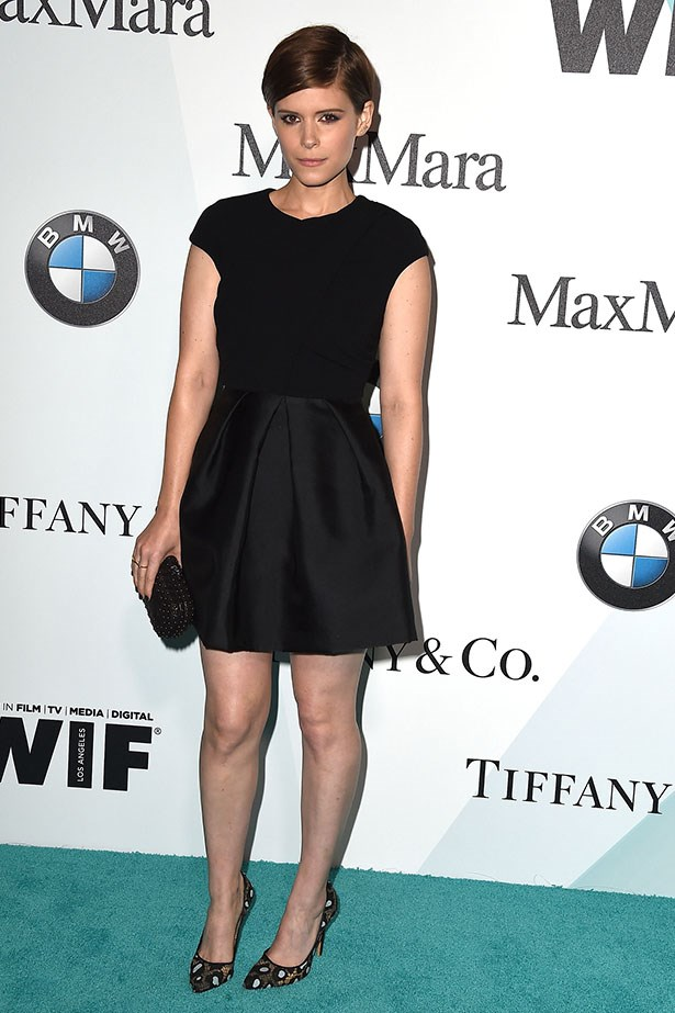 Kate Mara at the Women in Film awards.