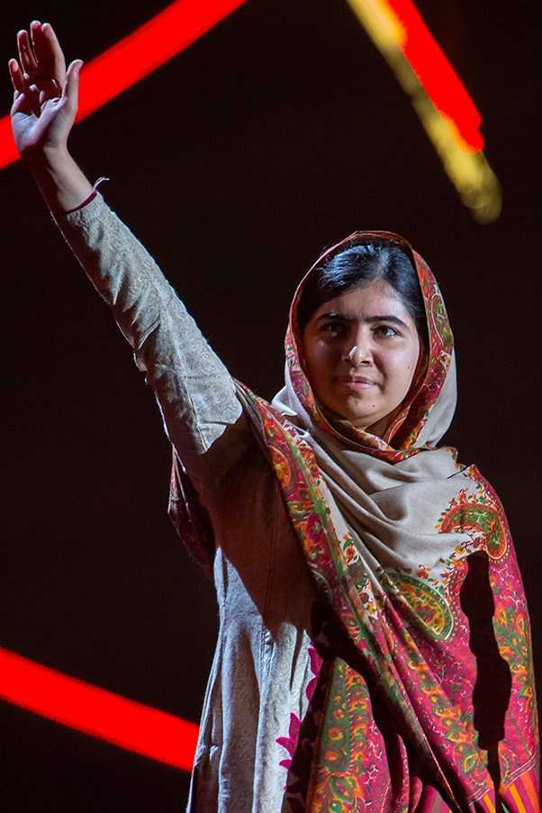 Malala documentary has arrived