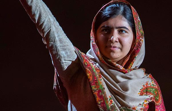 Malala documentary has arrived