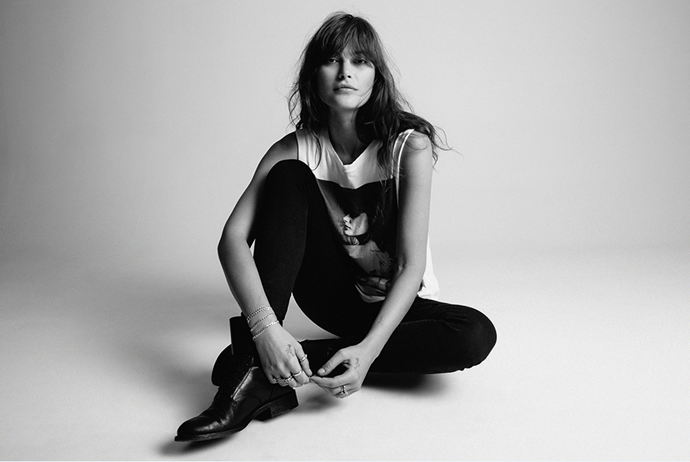 Catherine McNeil All my Friends are Models t-shirt collection