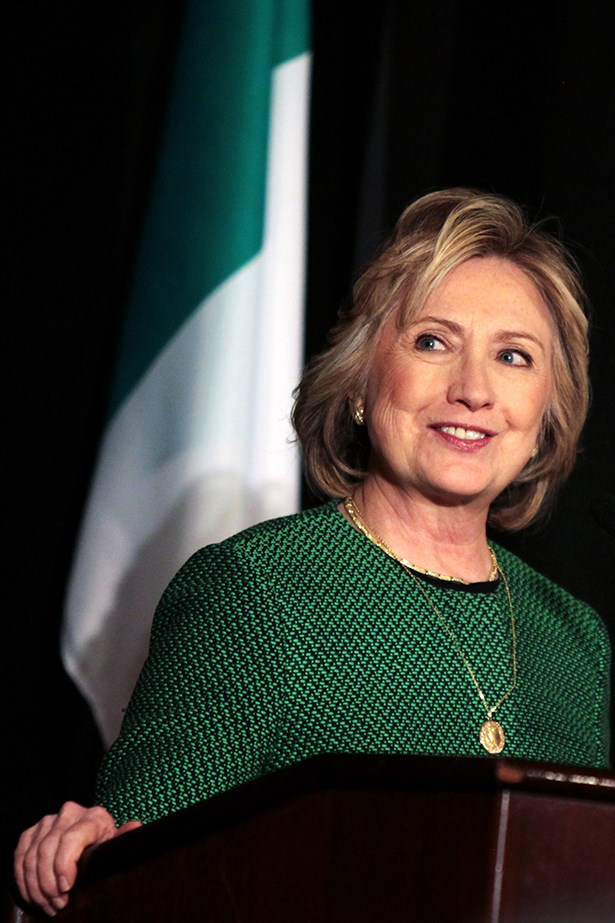 <strong>Hillary Clinton</strong><br> Girl Crush Rationale: She's the only First Lady to be elected to the US Senate, served as Secretary of State under Barack Obama's administration and could possibly be the first female President of the United States
