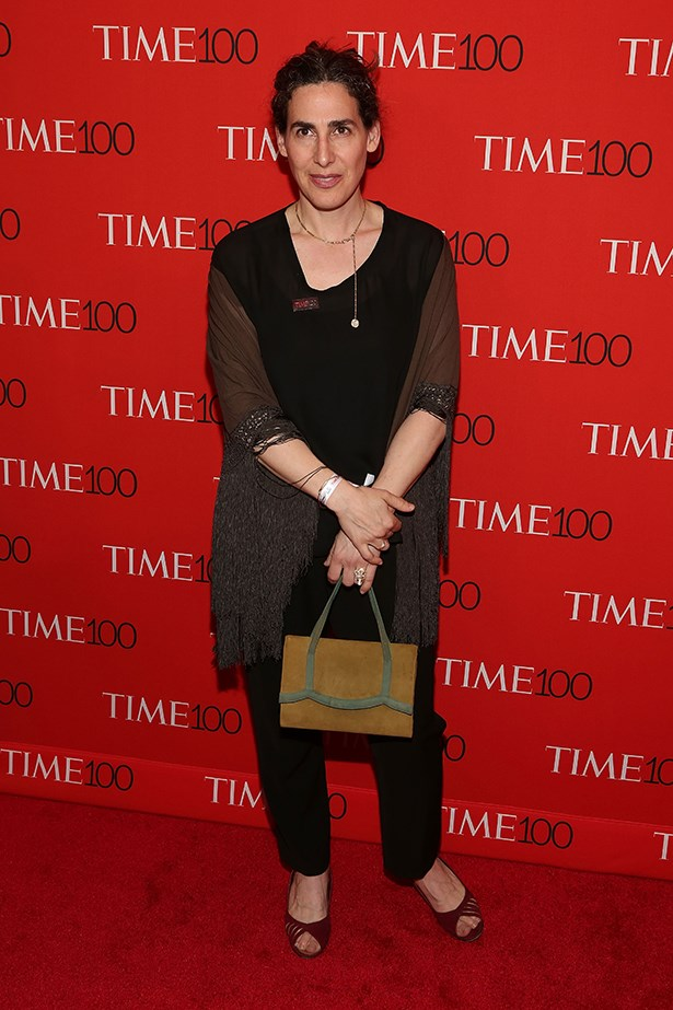<strong>Sarah Koenig</strong><br> Girl Crush Rationale: Award-winning journalist and the brains (and voice) behind wildly successful true-crime podcast <em>Serial</em>, which nabbed her a spot on the TIME 100 list and made her the first person to win a Peabody Award for a podcast