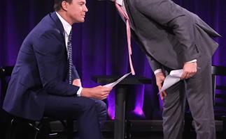 Watch Channing Tatum and Jimmy Fallon act out kids interpretation of Magic Mike
