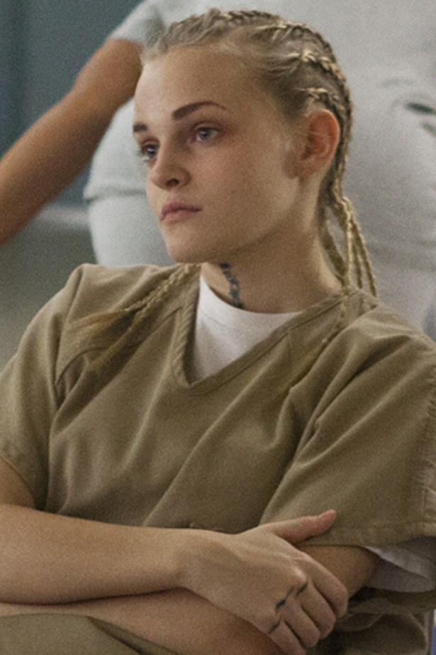 <strong>Tricia Miller (RIP) from <em>Orange is the New Black</em></strong>