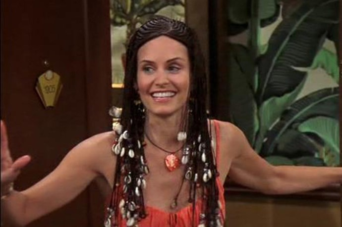 """<strong>Monica from Friends</strong> <br> <br> <em>""""It's a treat for the eyes and the ears""""</em>"""