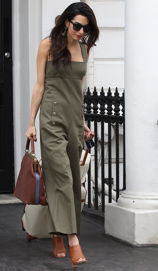 Perfect summer outfit in London, June 2015.