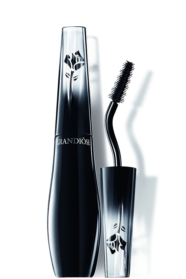 "<strong>Mascara:</strong> Grandiôse Mascara, $54, Lancôme, <a href=""http://www.lancome.com.au/"">lancome.com.au</a> <br><br> <strong>Best for</strong>: Amplified lashes – long, thick and voluminous. <br><br> <strong>We love</strong>: With its high-tech bristles and next-gen swan neck, the wand offers a foolproof way to get perfectly coated lashes. The jet-black colour also packs plenty of impact, and the formula contains rose-cell extract to keep lashes soft and nourished."
