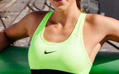 How to get toned in 10 minutes with Kayla Itsines