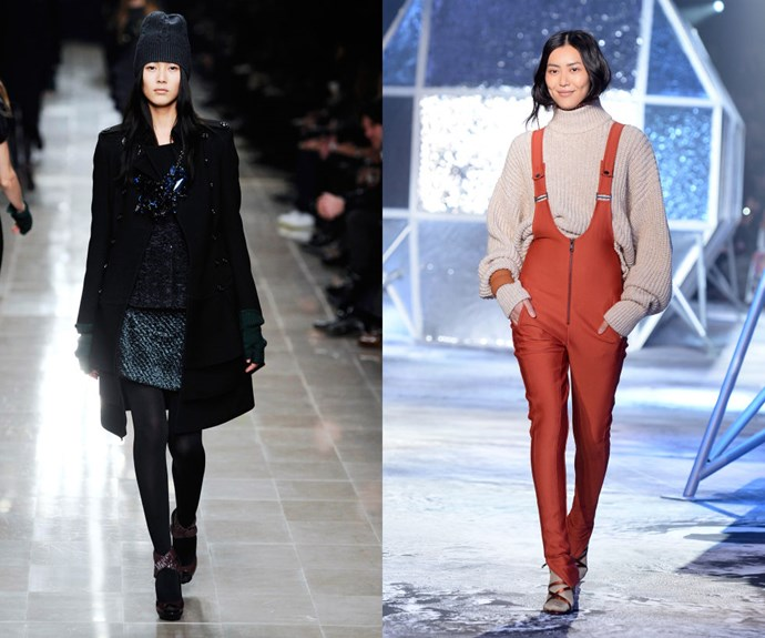 LIU WEN <p>Walking the Burberry Prorsum Fall/Winter 2008 presentation, and the H&M Fall/Winter 2016 show in March.</p> <p>One of the industry's highest paid faces (thanks to big-money campaigns ranging from H&M to Victoria's Secret), Chinese-born Wen got her start during the Fall/Winter 2008 show season at barely 20 years old.</p>