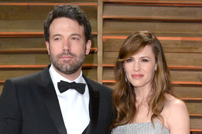 Ben Affleck and Jennifer Garner announce divorce