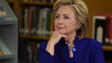 Hillary Clinton joins Pinterest, crushes it